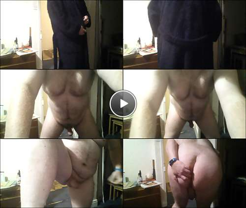 guy sexy dance video